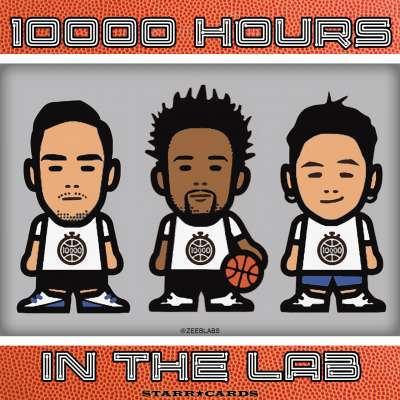 10000 Hours: In the lab with basketball trainer Devin Williams