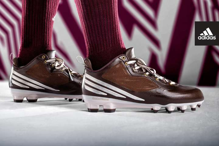 Adidas Aggies 1939 Throwback cleat