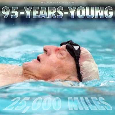 Ageless swimmer Jurgen Schmidt stars in Speedo ad