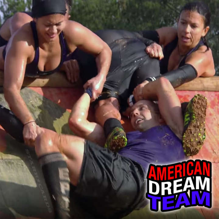 American Dream Team prevails on 'Gladiator: Ultimate Team Challenge'