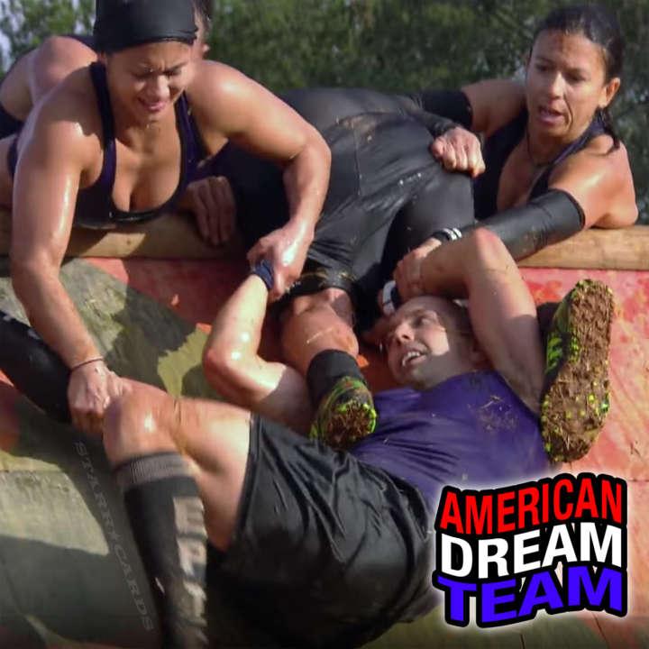 American Dream Team prevails on 'Gladiator: Ultimate Team Challenge'