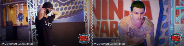 American Ninja Warrior Flip Rodriguez unmasks in Orlando