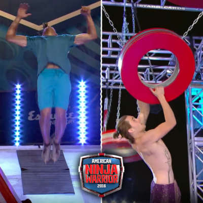 'American Ninja Warrior' parkour pros Kyle Mendoza and Thomas Stillings