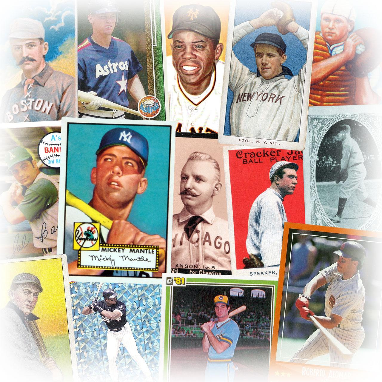 History Of Baseball Cards