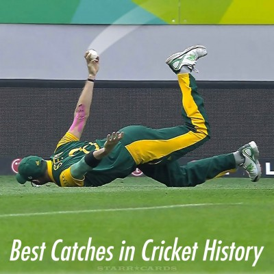 Best catches in cricket history
