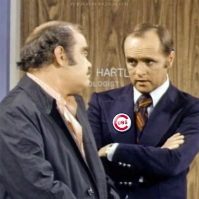 """Bob Newhart tries to help Chicago Cubs but """"You Can't Win 'Em All"""""""
