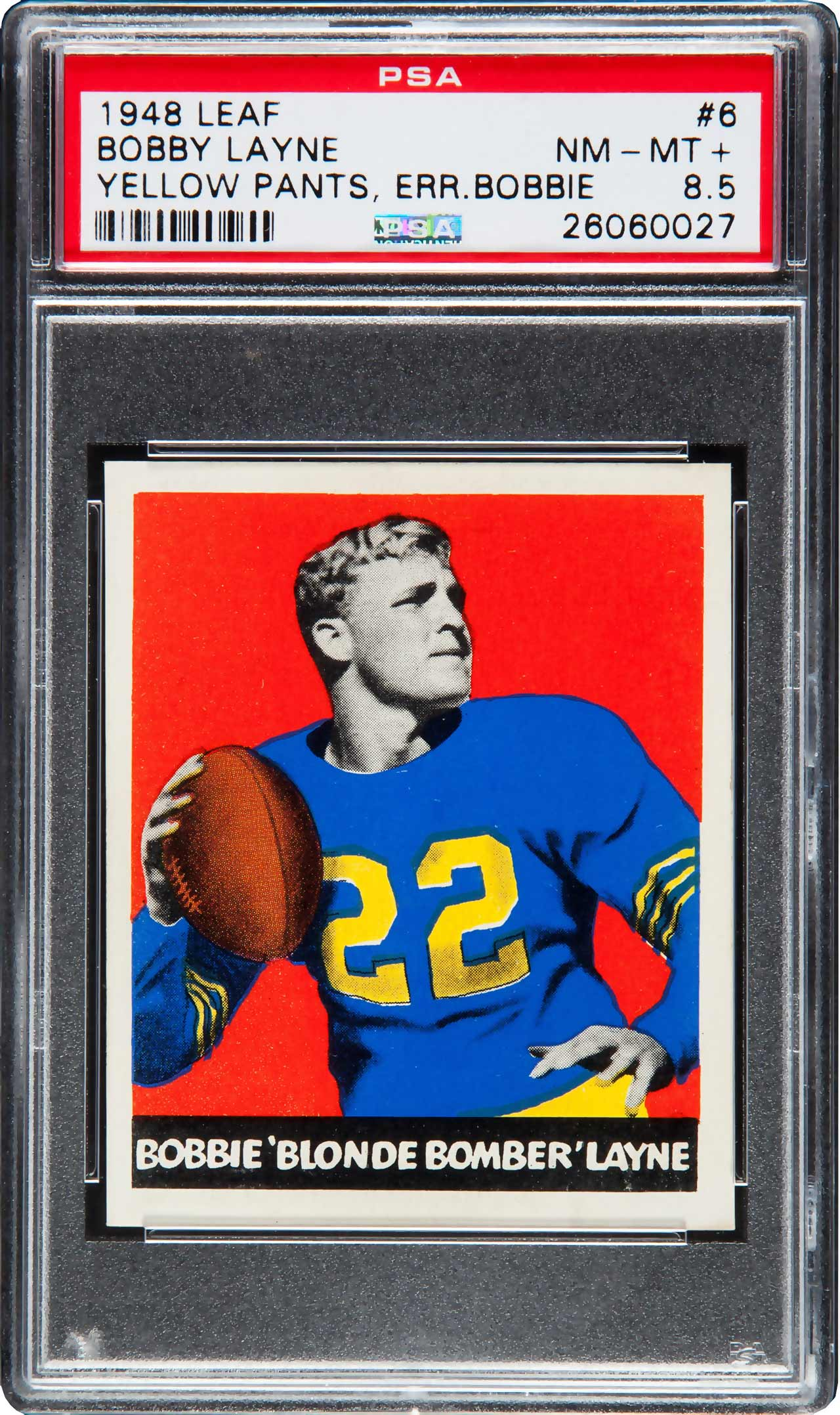 1935 Bronko Nagurski And The Top Ten Most Valuable Football