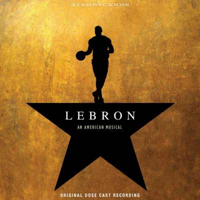 Broadway hit 'Hamilton' inspires 'LeBron: The Musical'