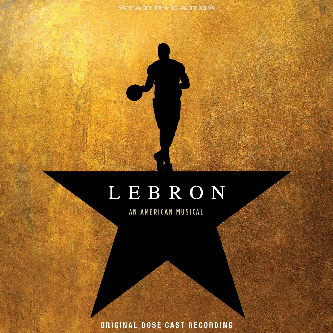 5eea285a572 LeBron  The Musical  reworks lyrics from Broadway smash  Hamilton