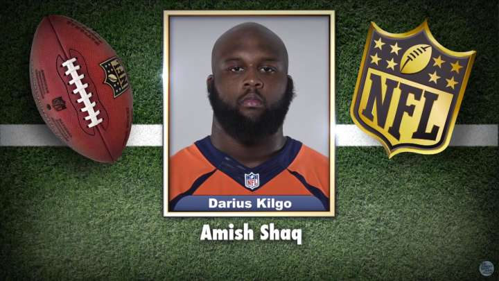 Broncos' Darius Kilgo honored on 'The Tonight Show Starring Jimmy Fallon'