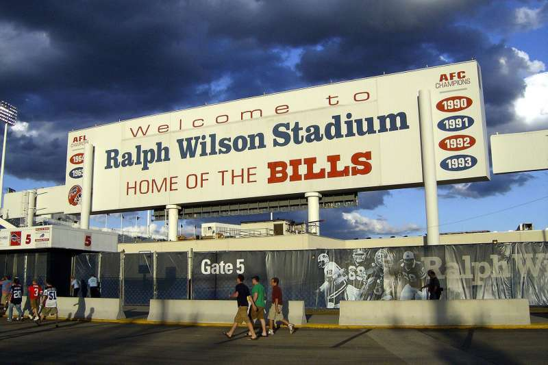 Buffalo Bills' Ralph Wilson Stadium