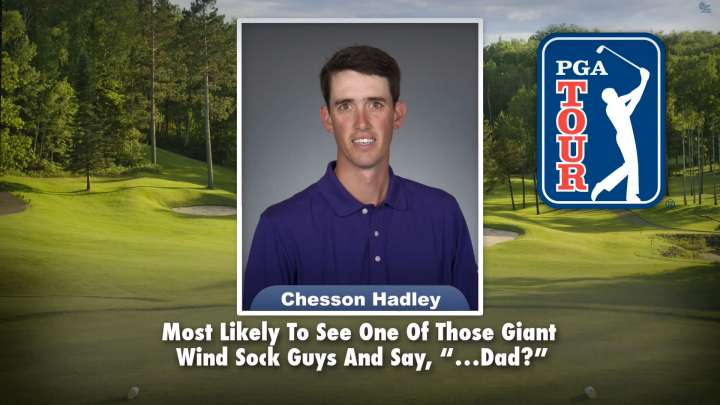 "Chesson Hadley on ""Tonight Show Superlatives"" read by Jimmy Fallon"