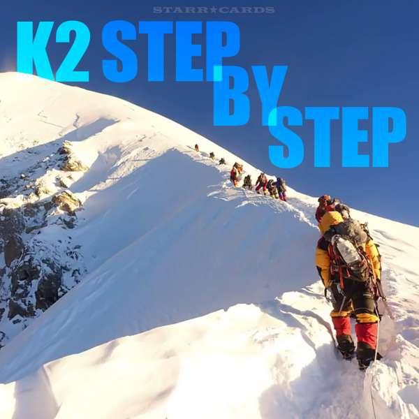 Climbing K2 step-by-step with Takayasu Semba