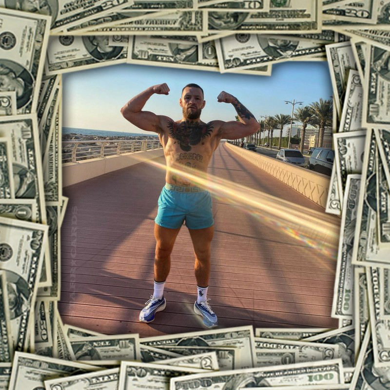 Conor McGregor tops Forbes list of highest-paid athletes
