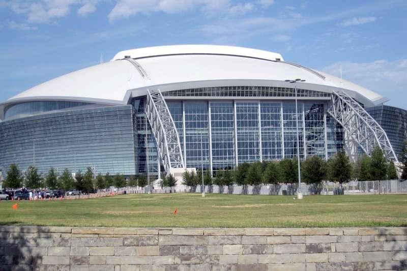 Cowboys AT&T Stadium