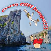 Crazy cliff jumps from 20 to 120 feet — or more!