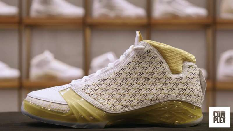 "Cristiano Ronaldo buys Air Jordan XX3 ""Trophy Room"" shoes"