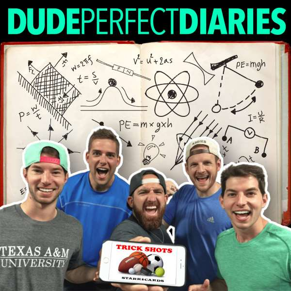 Dude Perfect Diaries: Tracking the trick-shot troupe