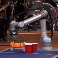 Empire Robotics Versaball beer pong robot