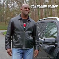 Evander Holyfield in Georgia anti-road rage PSA