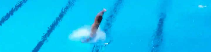 Filipino John David Pahoyo with dive fail at SEA Games 2015