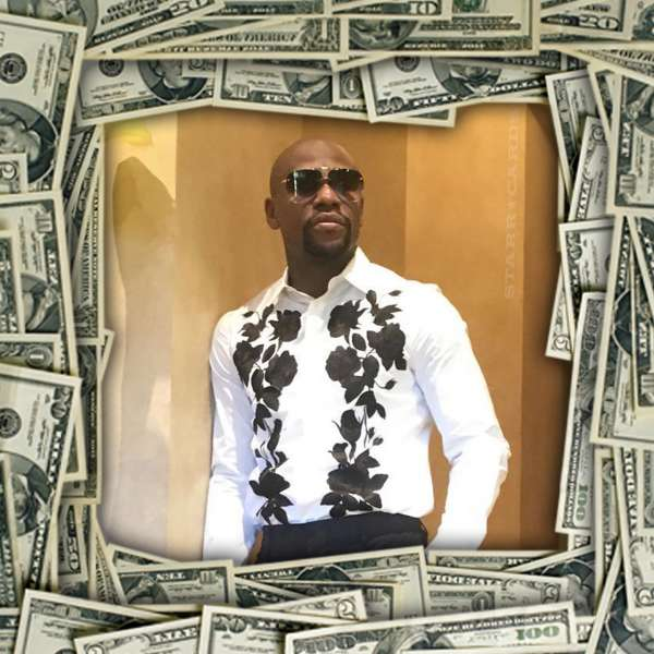 """Floyd """"Money"""" Mayweather stand alone atop Forbes' 2018 ranking of world's highest-paid athletes"""