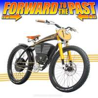 Forward to the Past: Vintage electric bikes evoke early days of motorcycling