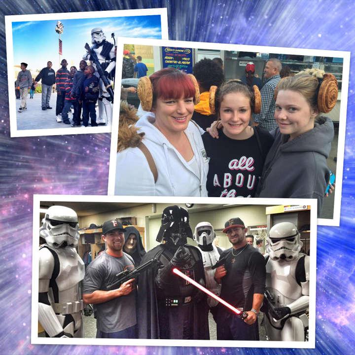 Fresno Grizzlies Star Wars Night
