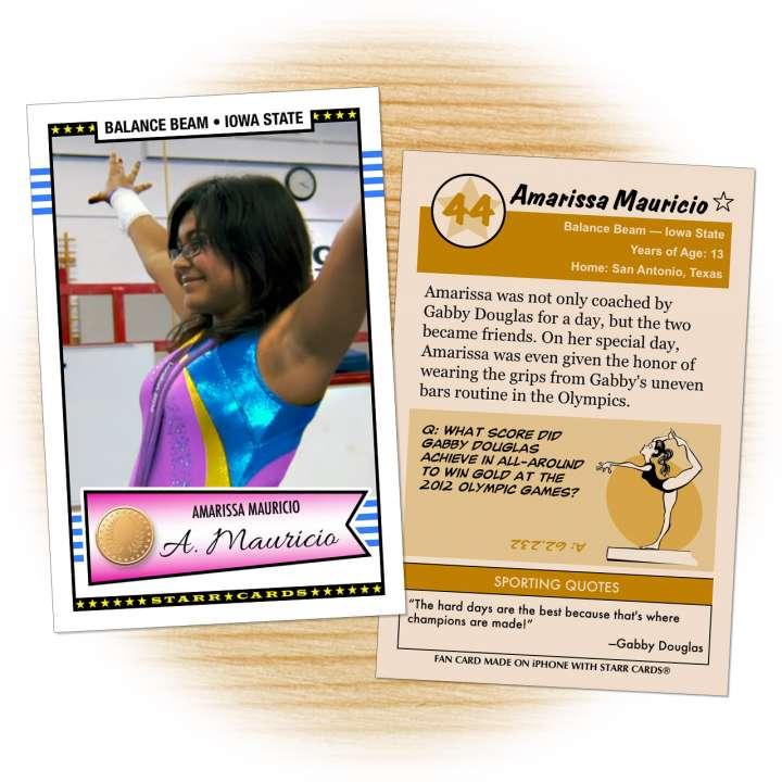 Gabby Douglas: Amarissa Mauricio's new gymnastics coach