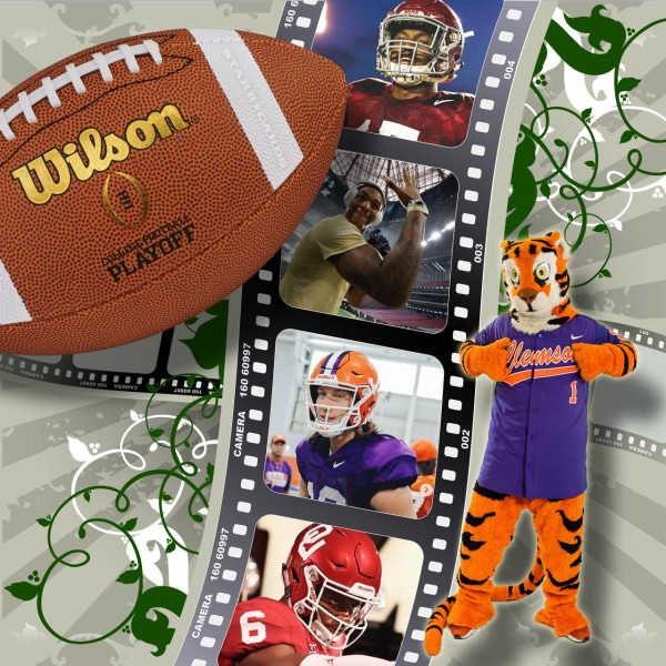Get pumped up: Best college football hype videos starring Clemson, Bama, Georgia and Oklahoma
