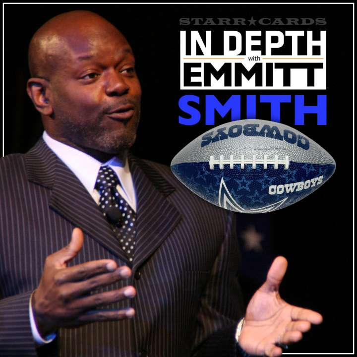 Graham Bensinger goes in depth with Dallas Cowboys legend Emmitt Smith