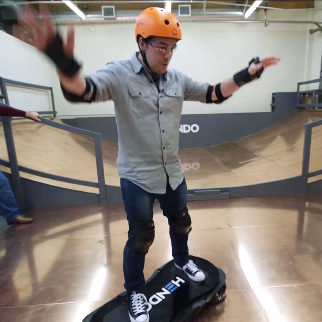 Hendo Hoverboard will let you float for 10,000 dollars
