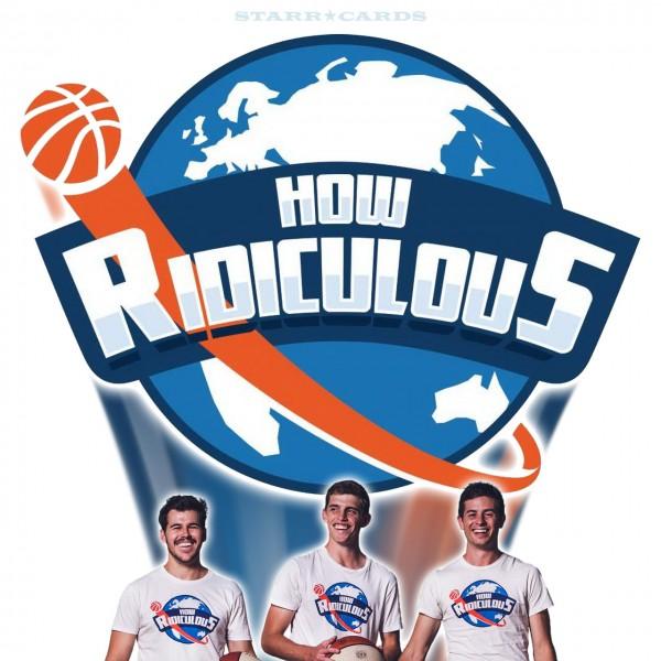 How Ridiculous team members Derek Herron, Scott Gaunson and Brett Stanford