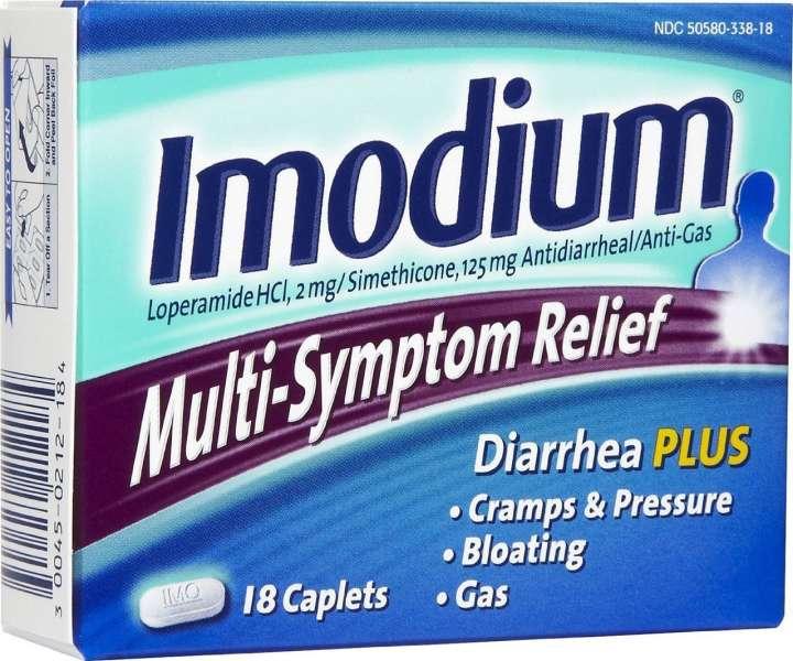 Imodium Multi-Symptom Relief