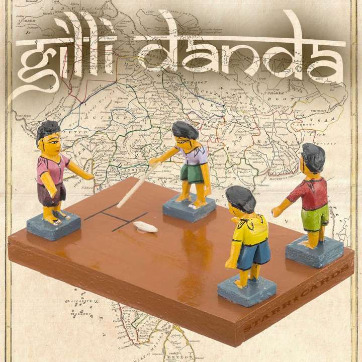 India's gilli danda predates baseball and cricket by centuries