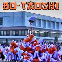 Japanese sport of bo-taoshi is like capture-the-flag on steroids