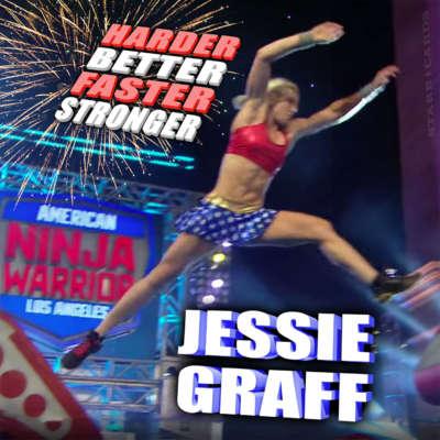 Jessie Graff at 'American Ninja Warrior' LA Qualifiers