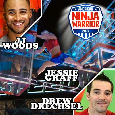 JJ Wood, Jessie Graff, Drew Drechsel shine at 'American Ninja Warrior' Daytona Beach Finals