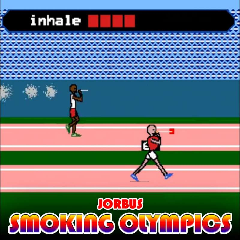 Jorbus Smoking Olympics featured on 'Late Night with Seth Meyers'
