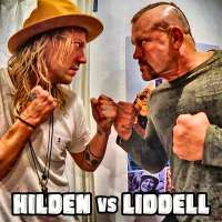 Jukka Hilden of the Dudesons versus UFC-legend Chuck Liddell
