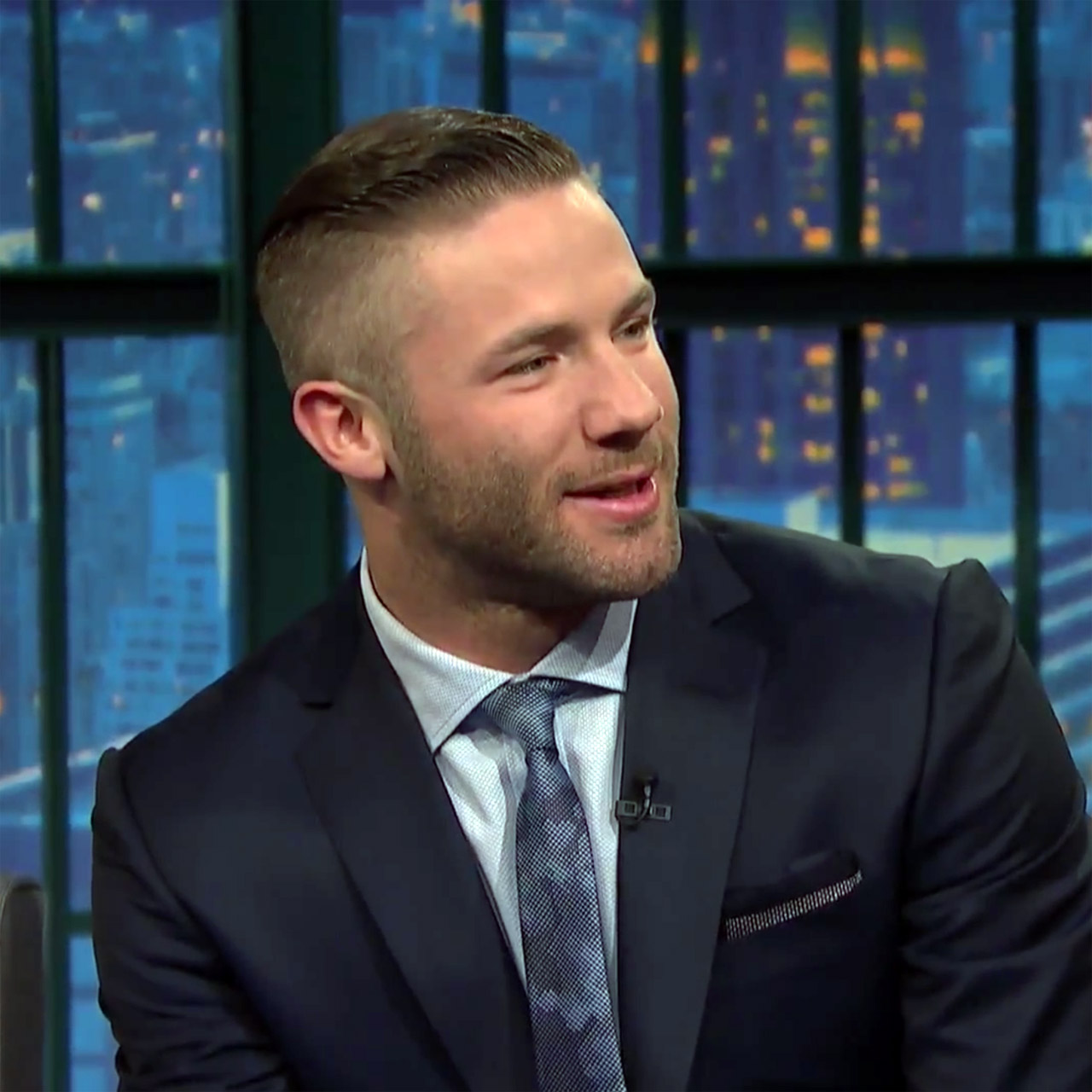 Patriots Wr Julian Edelman Is The Post Super Bowl Mvp