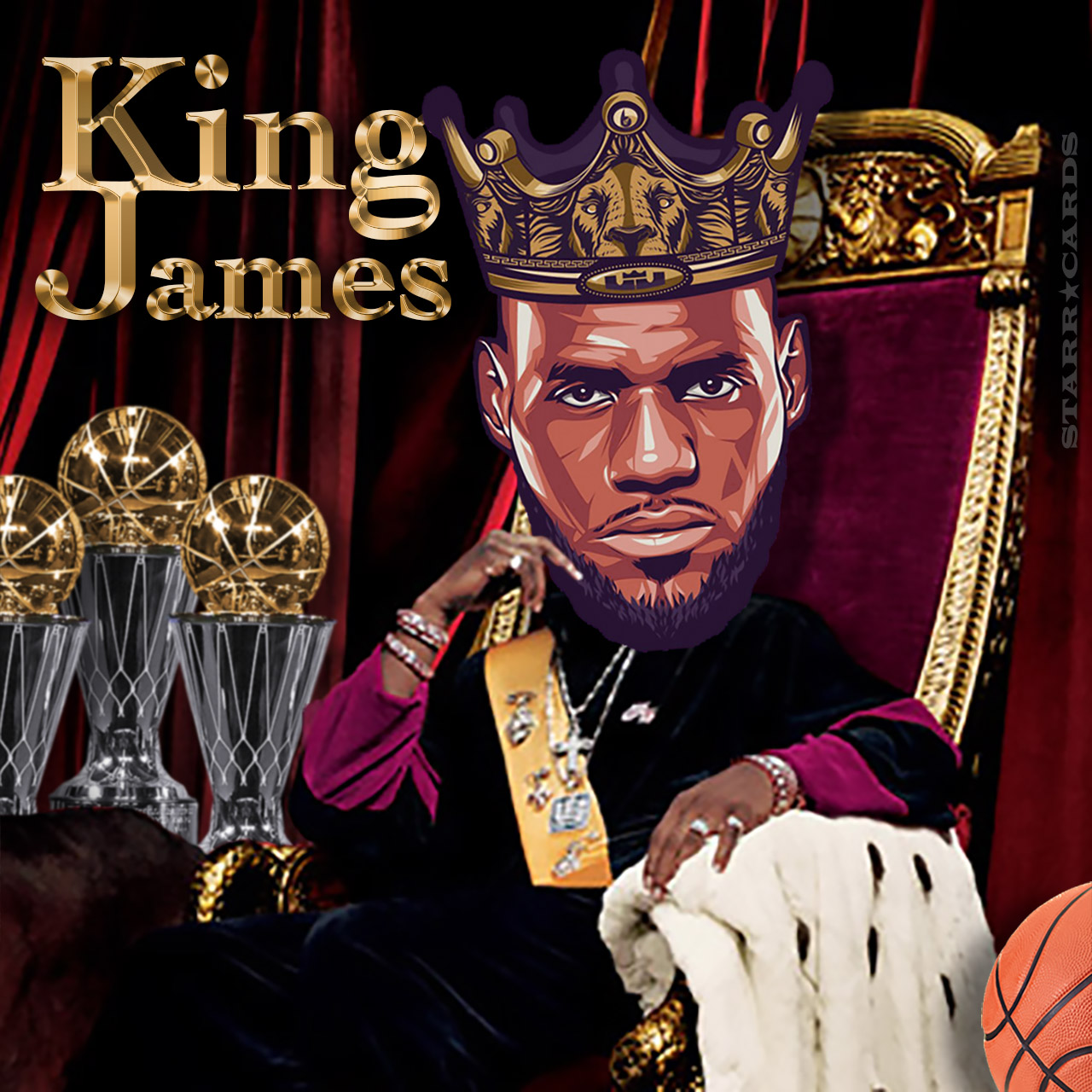 King James gets his due as LeBron crowned by Kyle Kuzma