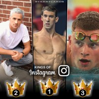 Kings of Swimming: Michael Phelps, Ryan Lochte, Adam Peaty tops in followers on Instagram