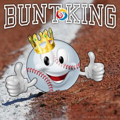 Korean Baseball Organization's All-Star Bunt King competition