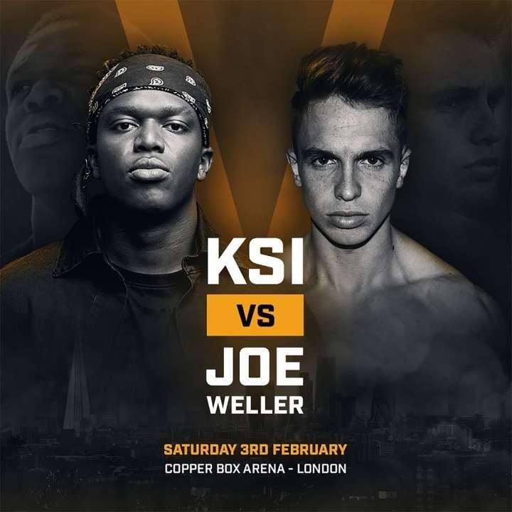 ksi vs joe weller boxing