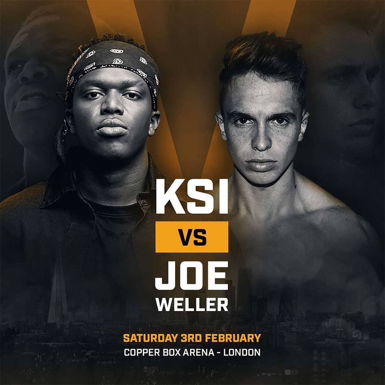 ksi vs joe weller boxing