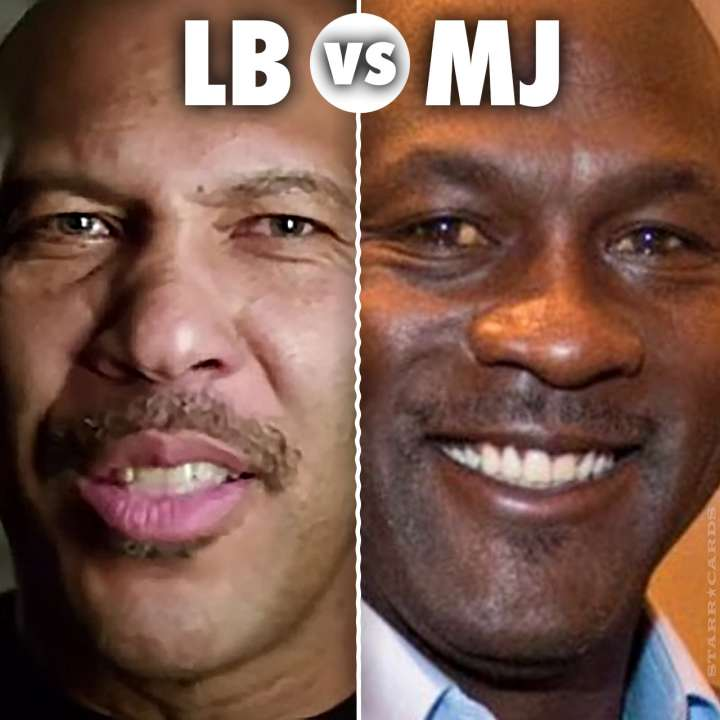 LaVar Ball one-on-one vs Michael Jordan... who would win?