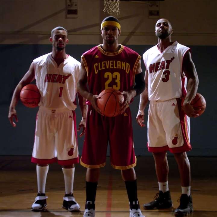 'LeBron: The Musical' tells James' basketball story