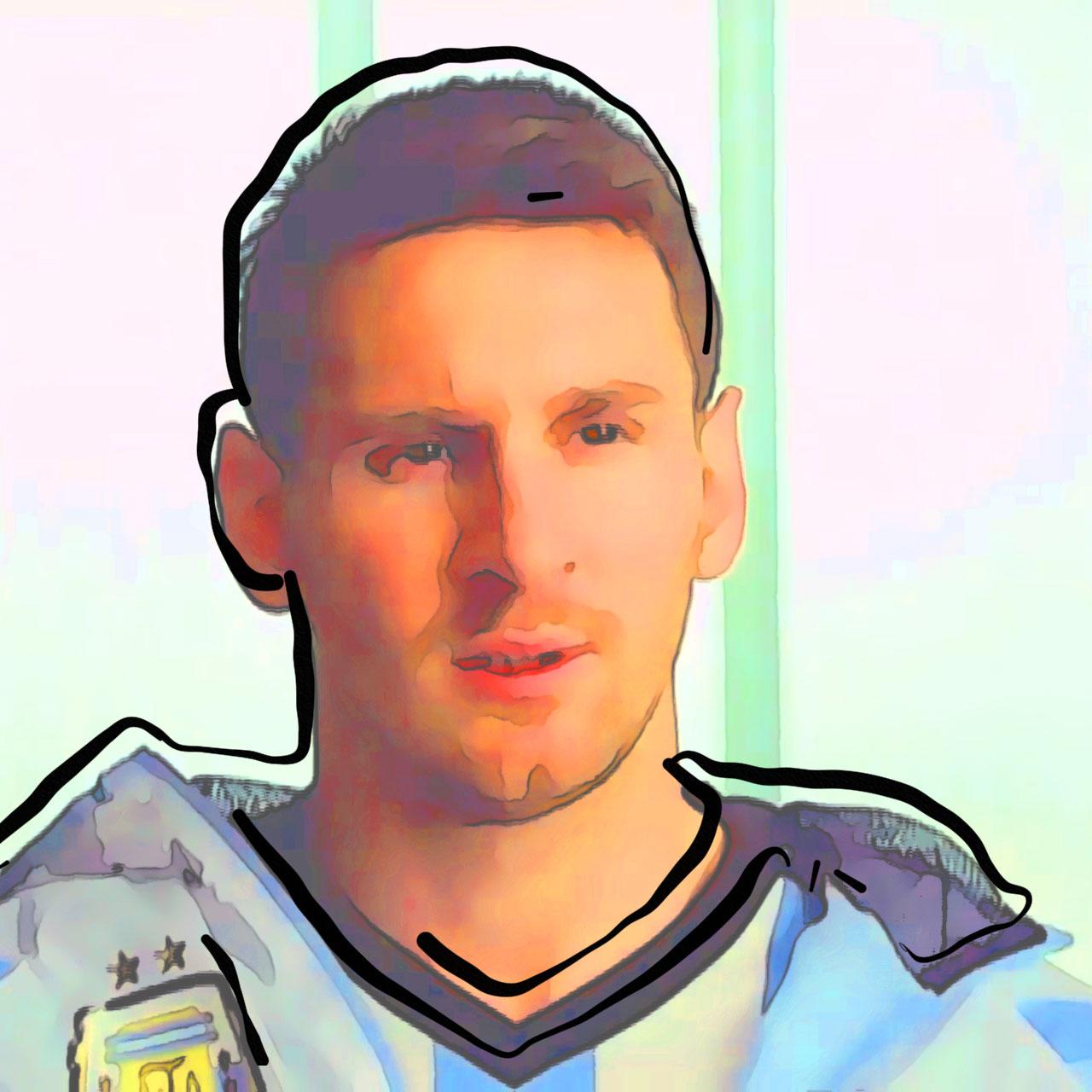 Lionel Messi ESPN Interview