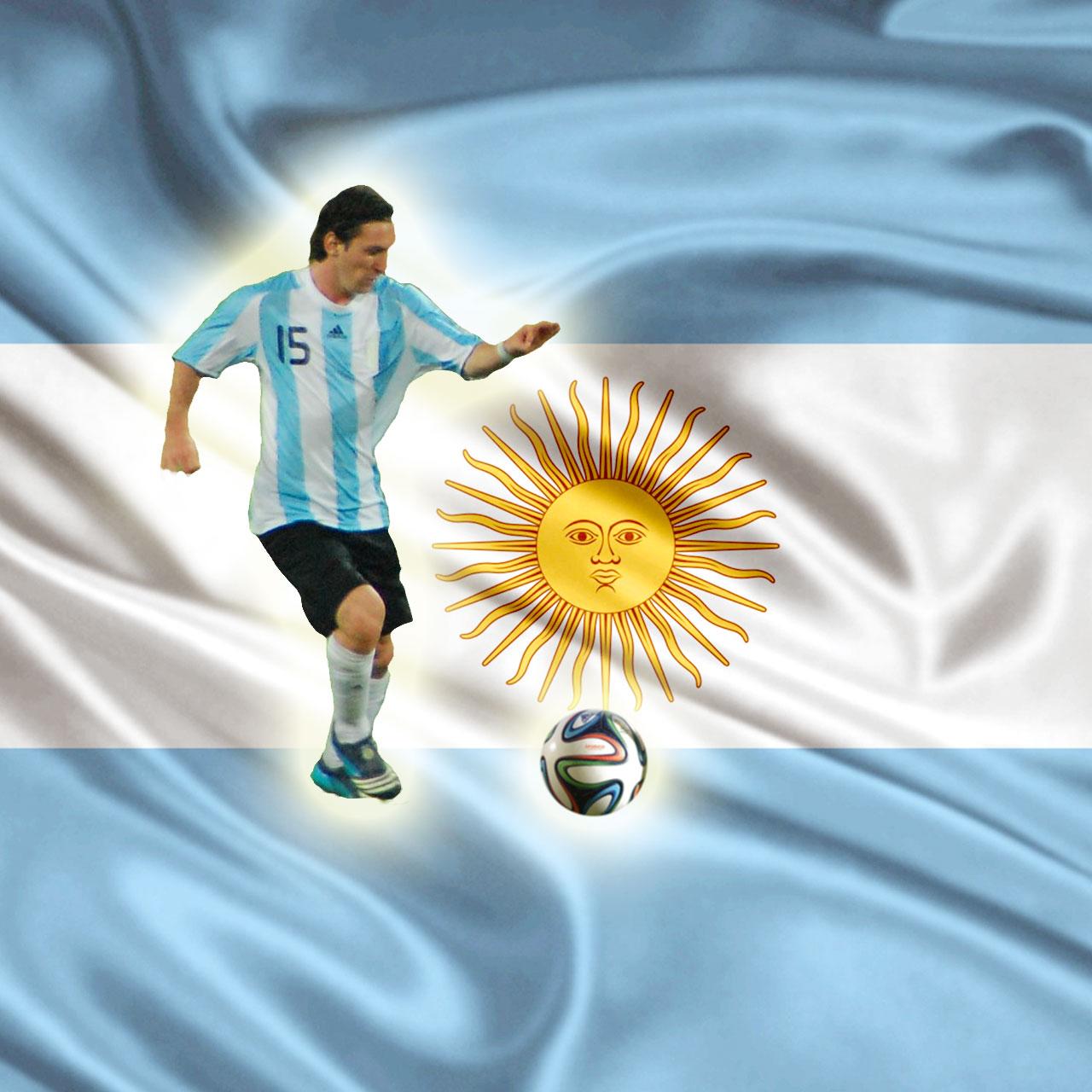 Lionel Messi scores World Cup goal versus Iran